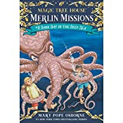 Dark Day in the Deep Sea: Magic Tree House, Book 39 | Mary Pope Osborne