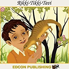 Rikki-Tikki-Tavi: Palace in the Sky Classic Children's Tales Audiobook by  Imperial Players Narrated by  Imperial Players