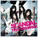EVERYBODY SAY YEAH-SCANDAL