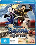 Sengoku Basara Samurai Kings Movie: The Last Party Blu-Ray