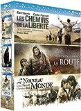 echange, troc Coffret Aventure : Les Chemins de la liberté + La Route + Le Nouveau monde [Blu-ray]