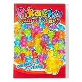 ポケモンセンターオリジナル ポケットカバー付きノート Pikachu Gummi Candy