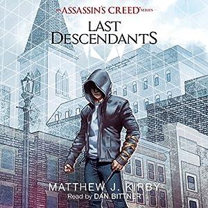 Last Descendants Audiobook