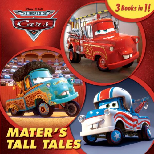Disney Cars Mater Toys Books Amp Games
