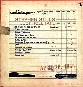 Just Roll Tape: April 26th, 1968[180g Vinyl LP]