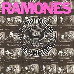 Ramones -  All The Stuff (And More) Volume One