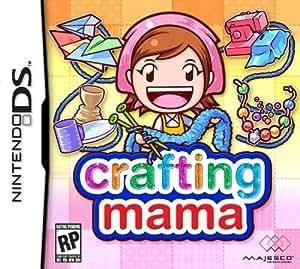 Amazon Com Crafting Mama Nintendo Ds Video Games