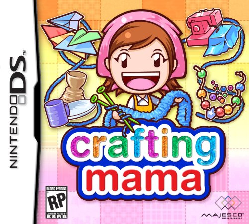 white elephant gift for Crafting Mama - Nintendo DS