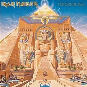Titelbild des Gesangs Powerslave von Iron Maiden