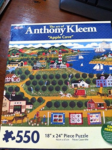"Anthony Kleem ""General Store"" 550 Piece Puzzle - 1"