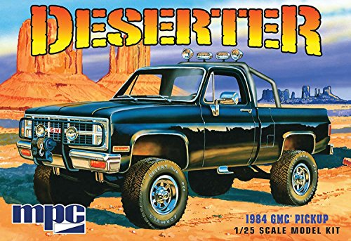 1984 GMC Pickup Deserter MPC 847 1/25 New Truck Model Kit (Model Truck Kits compare prices)