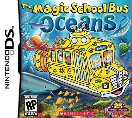 Magic School Bus Oceans