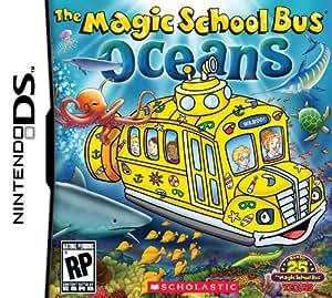 Magic School Bus Oceans - Nintendo DS