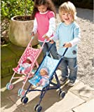 Early Learning Centre - Cup Cake My First Stroller - Blue�