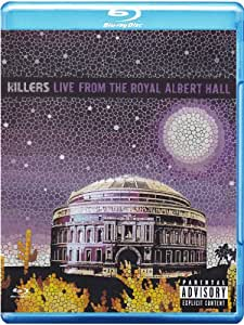 The Killers - Live from the Royal Albert Hall [Blu-ray] [Import anglais]