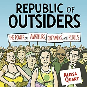 Republic of Outsiders Audiobook