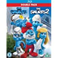 The Smurfs/The Smurfs 2 [Blu-ray]