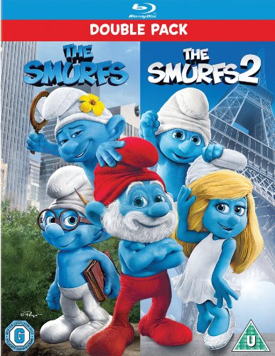 Smurfs 2, the / Smurfs, the (2011) - Set [Blu-ray] [UK Import]
