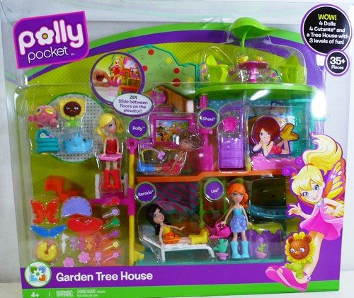 Polly Pocket Car Game