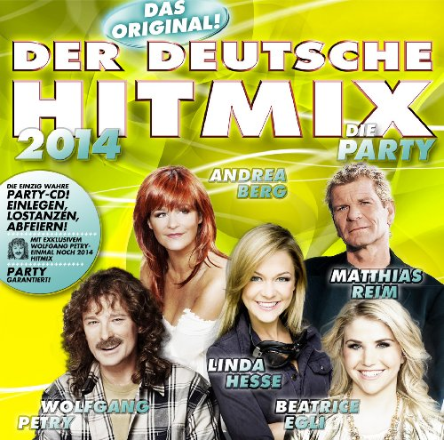 VA-Der Deutsche Hitmix 2014 Die Party-DE-CD-FLAC-2014-VOiCE Download