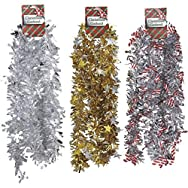 F C Young 66J-DIBA Assortment Jumbo Die-Cut Garland-ASST JMBO DC GARLAND
