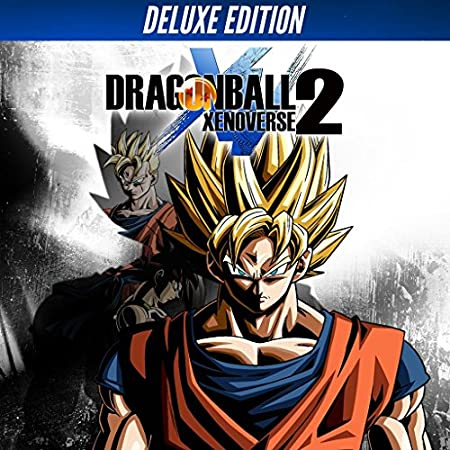 Dragon Ball Xenoverse 2: Deluxe Edition - PS4 [Digital Code]
