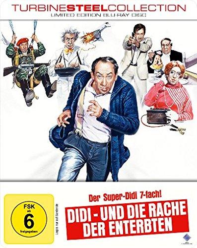 Didi und die Rache der Enterbten (Limited Edition Turbine Steel) [Blu-ray]