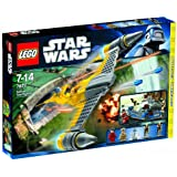 Lego - 7877 - Lego Star Wars - Naboo Starfighter