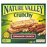 Nature Valley Crunchy Granola Bars Cinnamon 5 x 42g
