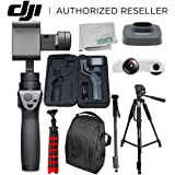 DJI Osmo Mobile 2 Handheld Smartphone Gimbal Stabilizer Ultimate Explorers 360° Bundle