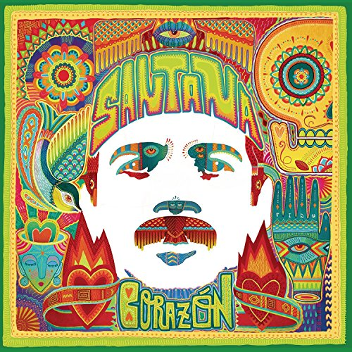 Santana - Corazon (Deluxe Edition Cd/dvd) (Amazon Exclusive) - Zortam Music