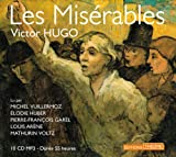 Hugo/Victor Miserables (les)/10cd MP3