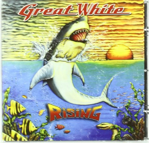Great White - Rising - Zortam Music