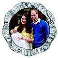Princess Charlotte of Cambridge Commemorative Collector Plate: Bradford Exchange by The Bradford Exchange