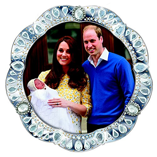 Princess Charlotte of Cambridge Commemorative Collector Plate: Bradford Exchange by The Bradford Exchange