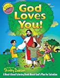 God Loves You Coloring Book