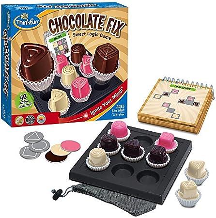 Ravensburger - Jeu de société Chocolate Fix - Langue: anglais