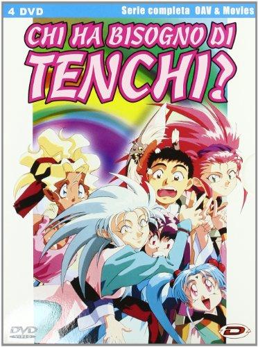 Chi Ha Bisogno di Tenchi - OAV & Movies (1995) [4xDVD9 ITA JAP Sub ITA]