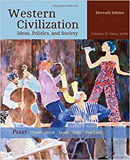 Western civ term paper ideas?