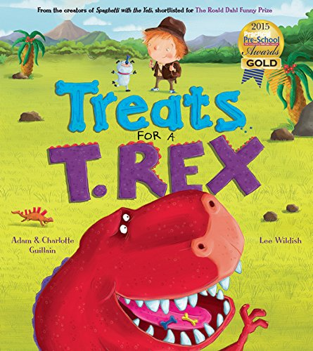 treats-for-a-t-rex-georges-amazing-adventures