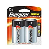 Energizer 2634 D2 Alkaline General Purpose Battery