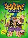 Sardine de l'Espace, Tome 2 : Zacar et les Zacariens par Sfar
