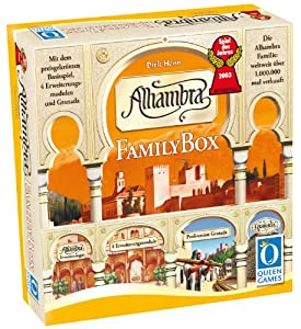 Queen Games 6035 - Alhambra-Family Box