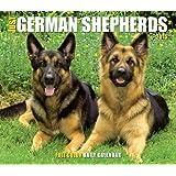 Just German Shepherds 2015 Box Calendar