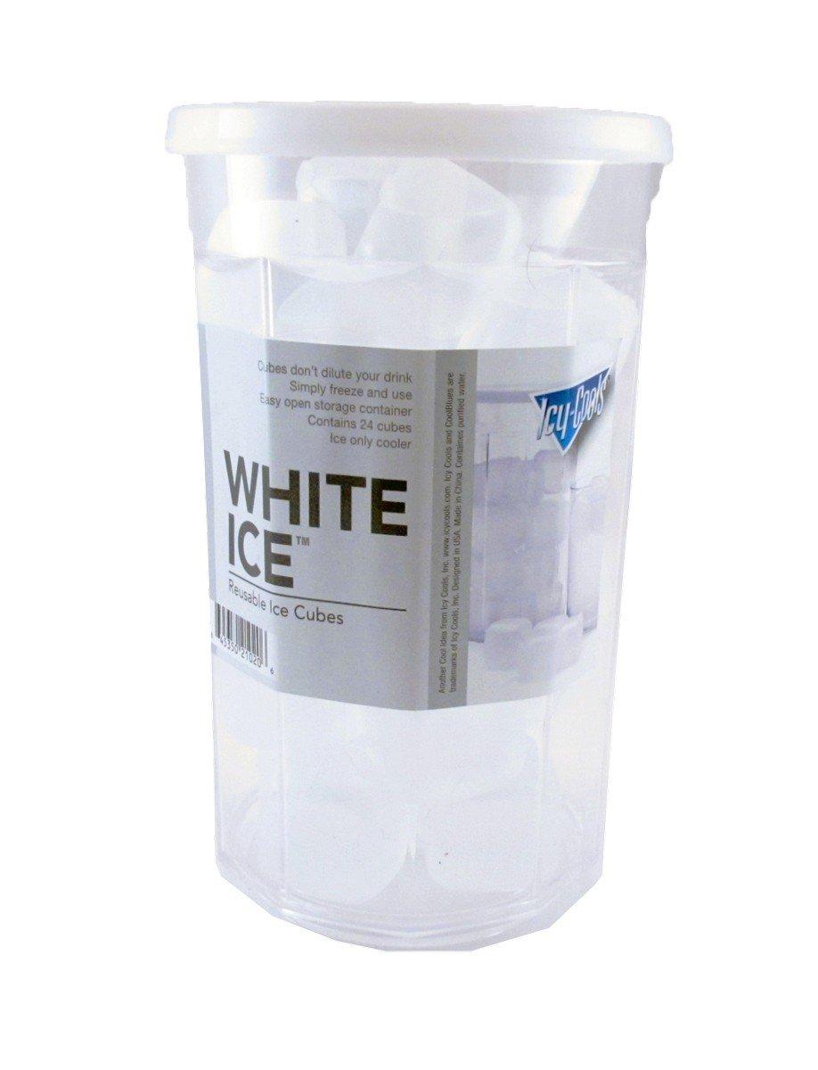 Reusable Ice White Ice tm Reusable Ice