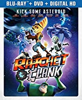 Ratchet & Clank (Blu-ray + DVD + Digital HD) from Universal Studios Home Entertainment