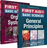 img - for First Aid Basic Sciences 2/E (VALUE PACK) (First Aid USMLE) by Le, Tao, Krause, Kendall (December 26, 2011) Paperback 2 book / textbook / text book
