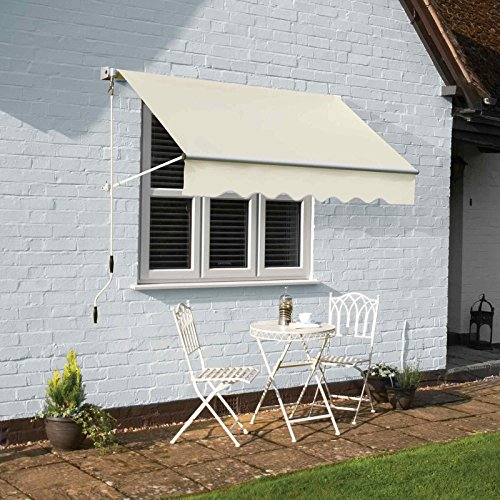 gome-source-sun-canopy-window-awning-15-metre-wide-large-drop-arm-patio-sun-shade-shelter