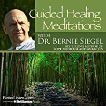 Guided Healing Meditations  by Bernie Siegel Narrated by Bernie Siegel