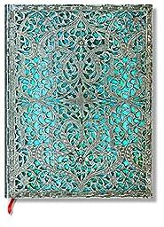 Paperblanks 10 Year Journal, Maya Blue